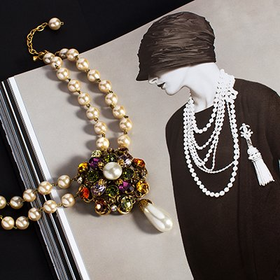 The History of Chanel Jewelry | The Loupe, TrueFacet