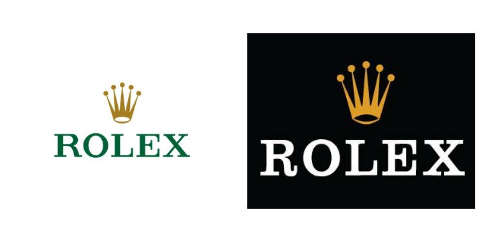 rolex collage