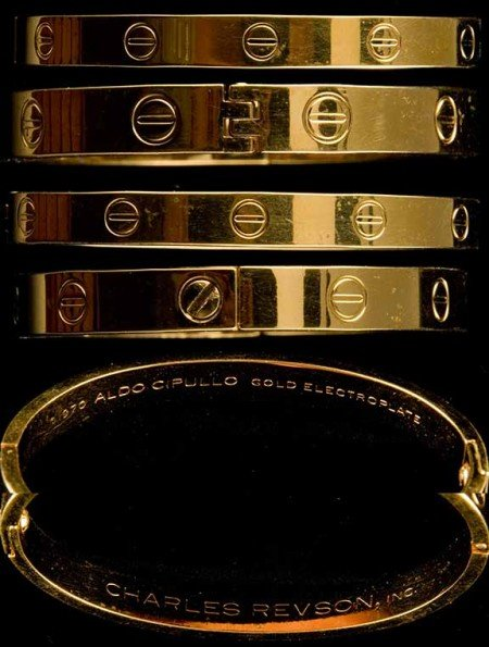 8e1e11640338 Buyers Beware  Vintage Cartier Love Bracelets
