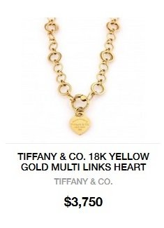 tiff heart chain