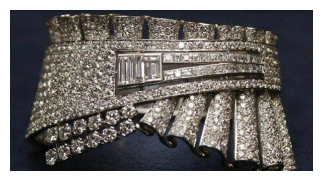Martin Katz Diamond Bracelet