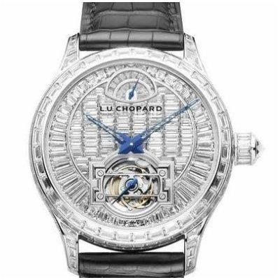 Chopard diamond watch most expensive