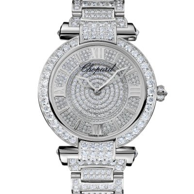 Chopard diamond watch most expensive
