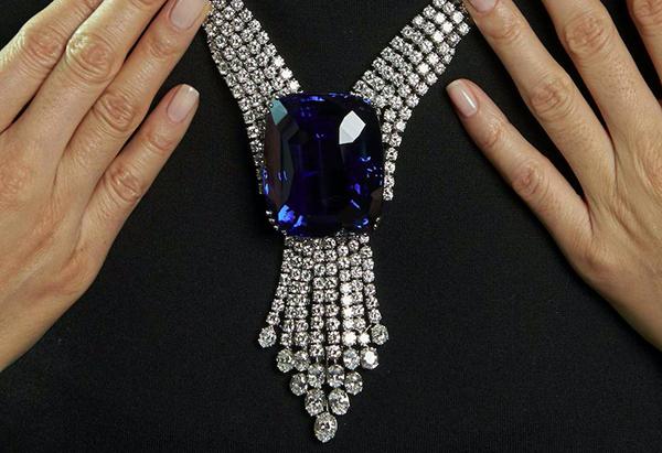 Expensive Jewelry
