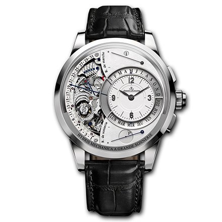 5 expensive jaeger lecoultre watches the loupe truefacet for Grande sonnerie