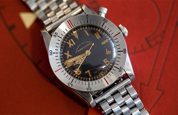 Rolex Zerographe Ref 3346