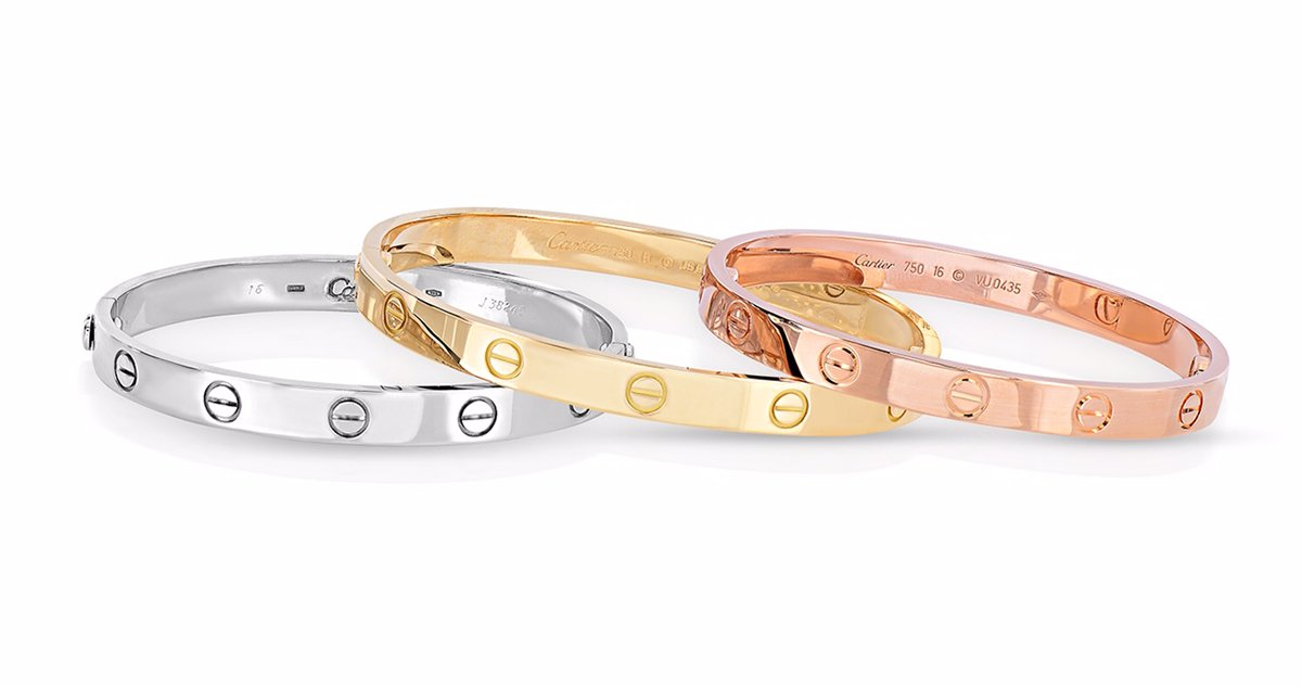 How to Spot a Fake: Cartier Love Bracelet | The Loupe ...
