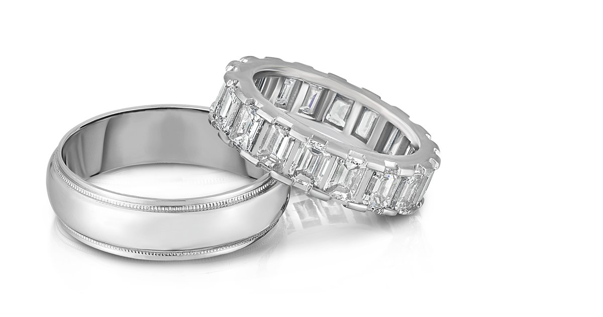 How To Clean White Gold Jewelry