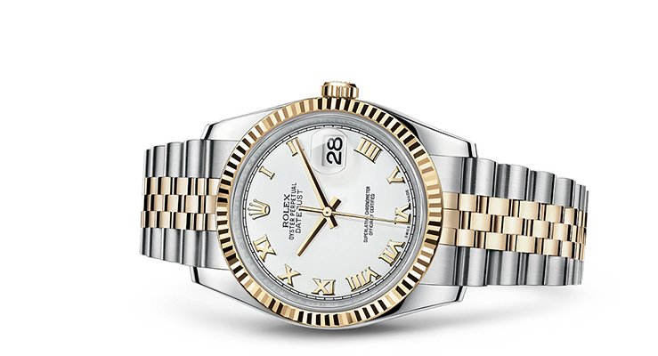 cc1f6f129 The Rolex Datejust ranks as one of Rolex's most recognized models. Reissued  in a myriad of dial, bracelet, metal and color combinations, the Rolex  Datejust ...