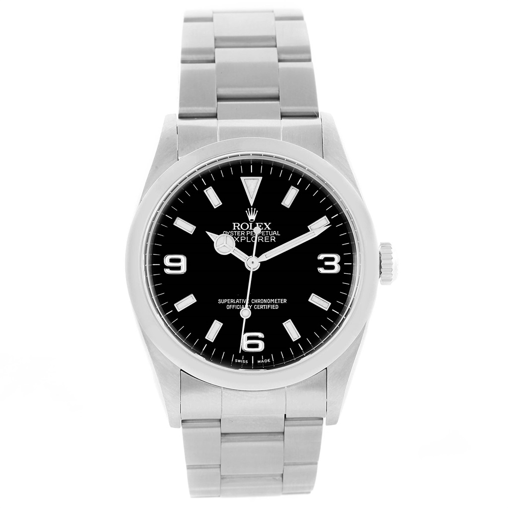 Rolex Oyster Perpetual Explorer watch