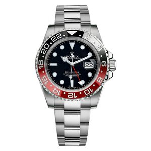 "Rolex GMT Master ""Pepsi"" Watch"