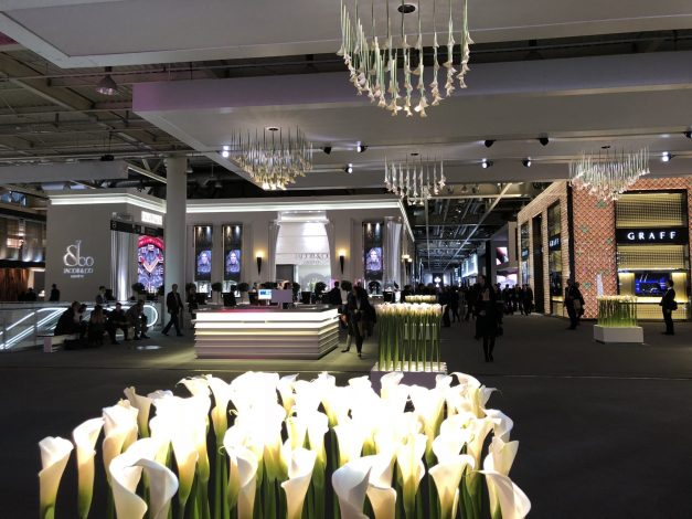 Watch and Jewelry brands unveil new pieces at Baselworld that they have been working on for years.