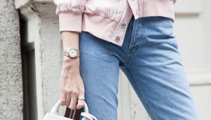 Two-Tone Rolex Watch