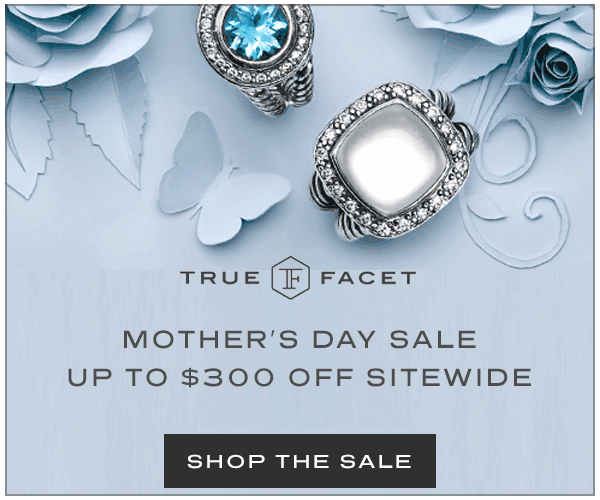 Shop for Mother's Day at TrueFacet