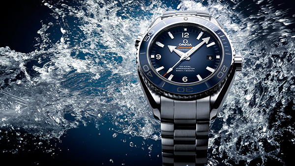 Omega Seamaster in Water