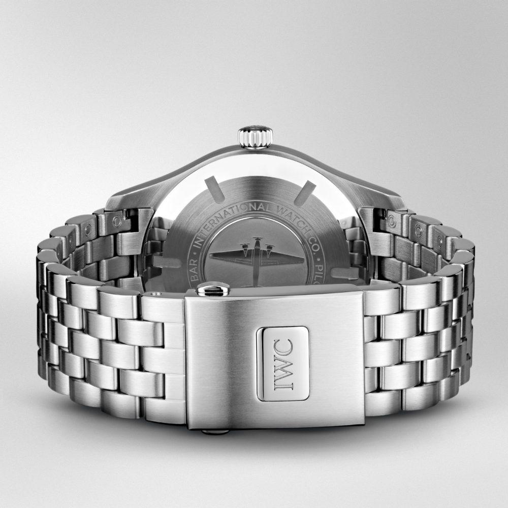 IWC steel bracelet
