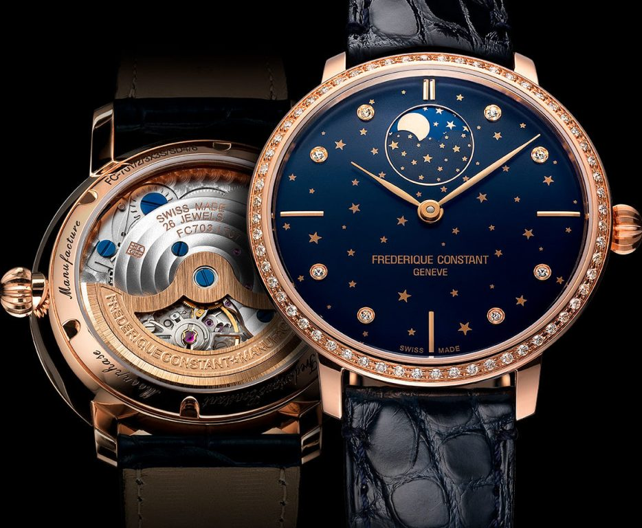 FC Slimline Moonphase Stars Duo