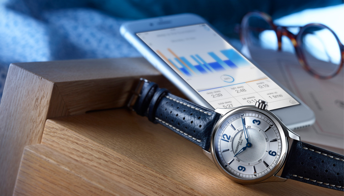Frederique Constant Horological Smartwatch with Sleep Tracker