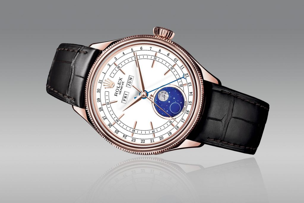 Rolex Cellini Triple Calendar Moonphase