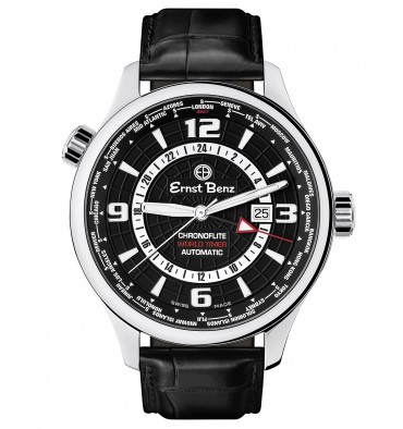 Ernst Benz Chronoflite World Timer