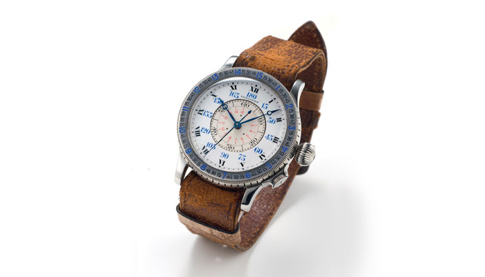 Longines and Lindbergh Hour Angle Watch