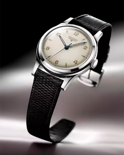 Longines Expeditions Polaires Francaises 1947