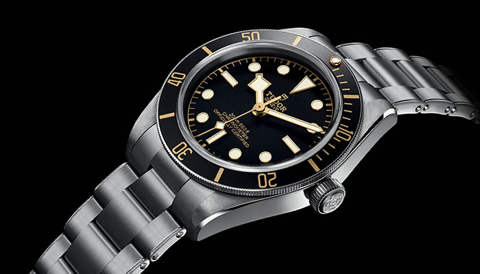 Tudor Black Bay Dive Watch