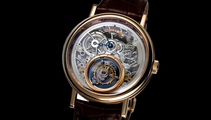 Bregeut Tourbillon Messidor