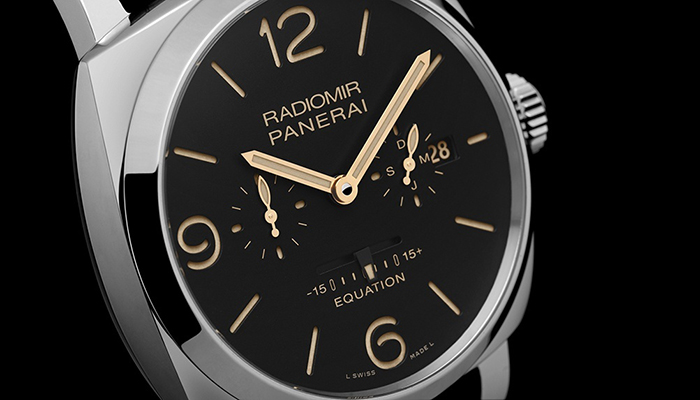Panerai Radiomir Equation of Time