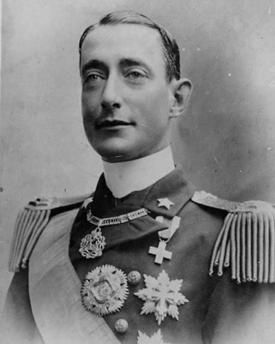 Prince Luigi Amedeo