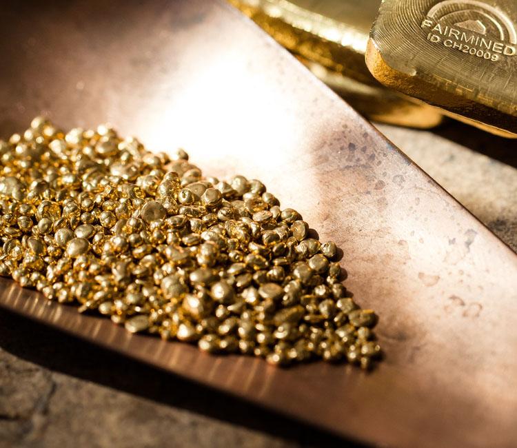 What Does 100 Ethical Gold Mean The Loupe
