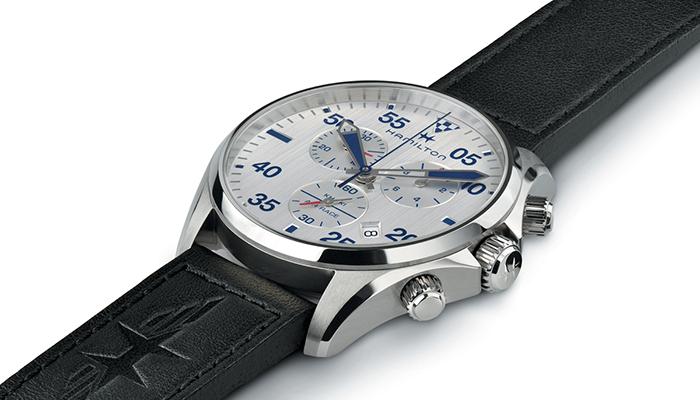 Hamilton Khaki Pilot H64615155 42mm Mens Watch