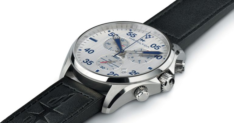 Hamilton Watches x Red Bull Air Race World Championships