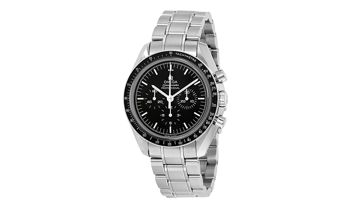 Omega Speedmaster with Black Dial