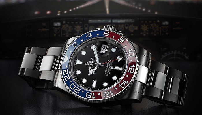 Rolex GMT Master Pilot Watch