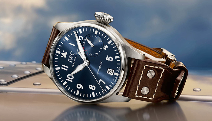 b4b27fe2dc9 IWC s Pilot watch harkens back to the early days of aviation