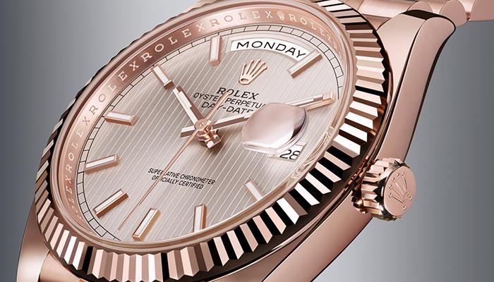 Rolex Day Date 40 Everose