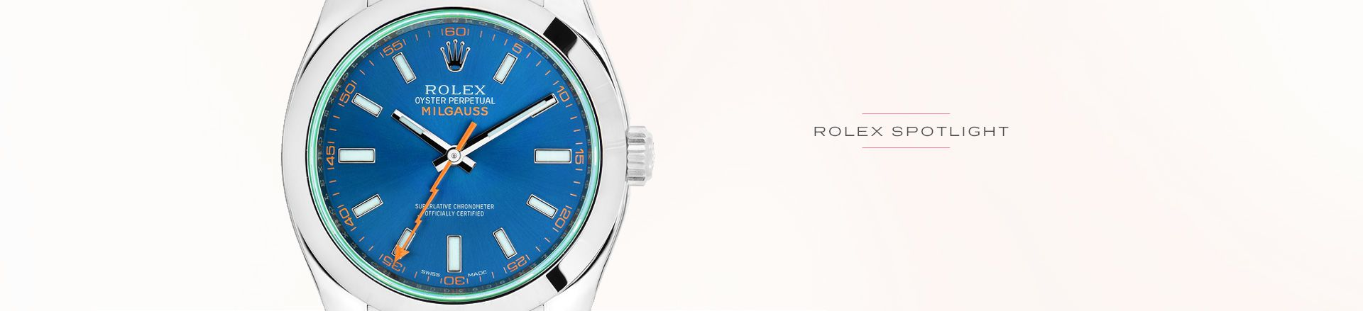 Rolex Spotlight