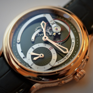 How Manufacture Royale Creates Constant Motion On The Wrist