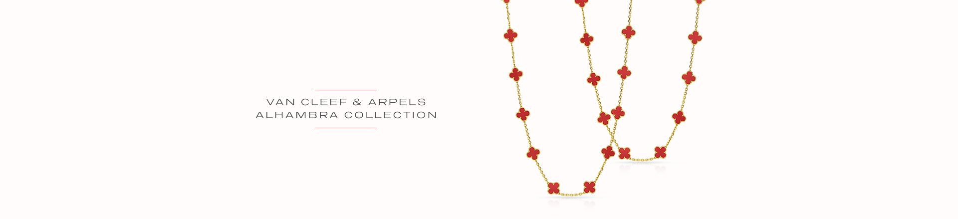 Van Cleef & Arpels Alhambra Collection