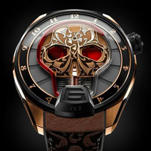The Painstaking Development of HYT's Skull Watches