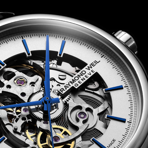 Inside the Raymond Weil Maestro Collection