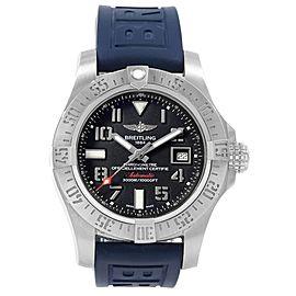Breitling Aeromarine Avenger II Seawolf A17331 45mm Mens Watch