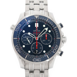 Omega Seamaster Diver 212.30.44.50.03.001 Stainless Steel 42mm Mens Watch