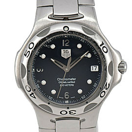 TAG HEUER Kirium WL5113-0 Navy Dial Date Automatic Men's Watch