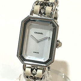 CHANEL H1639 Stainless Steel/Rubber Premiere Wrist watch