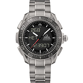 Omega Speedmaster Skywalker X-33 Mens Watch