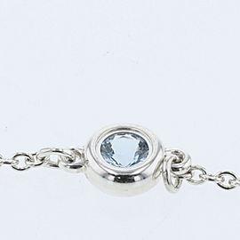 TIFFANY & Co. Silver By the yard bracelet