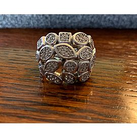 David Yurman Large Confetti Diamond Ring
