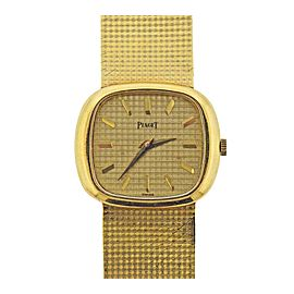 Piaget Gold Watch Ref. 9451